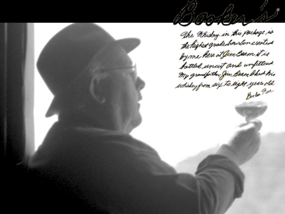 """Frederick """"Booker"""" Noe II - An Adept and Skilled Whiskey Distiller"""
