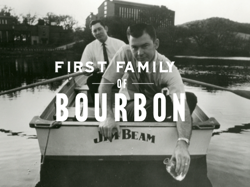 James B. Beam - The First Family of Bourbon