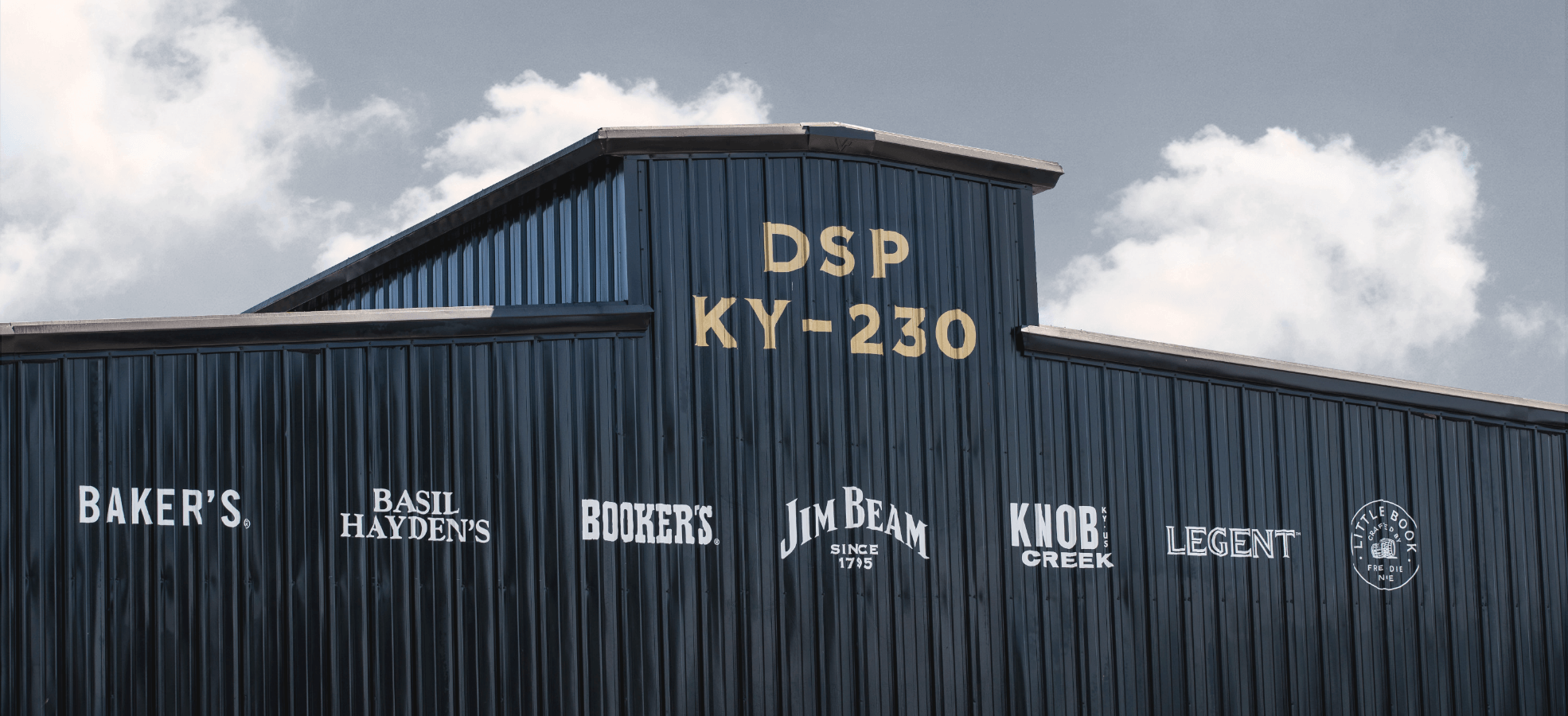 James B. Beam Distilling Co in Kentucky