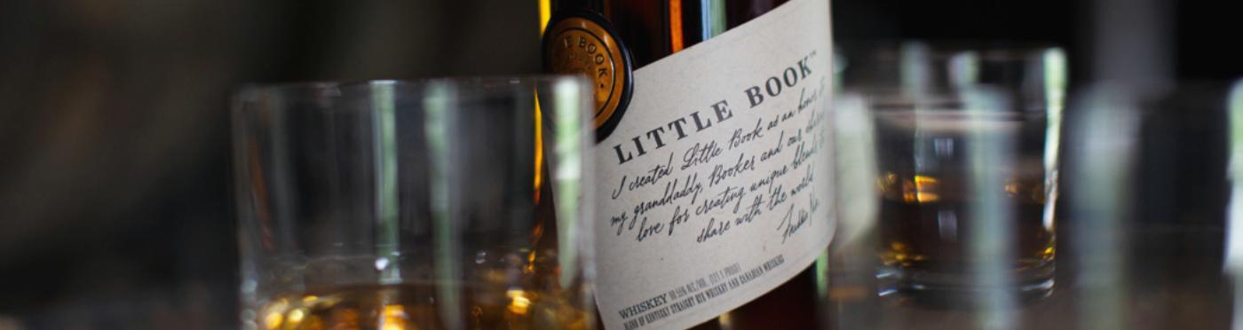 Little book Bourbon Distillery