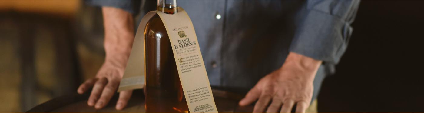 Basil Hayden's Bourbon Distillery