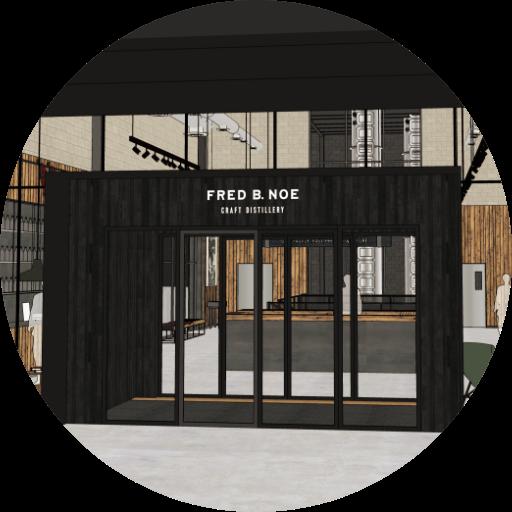Fred B. Noe Craft Distillery