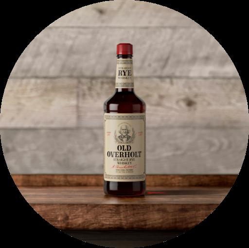 Old Overholt Bourbon