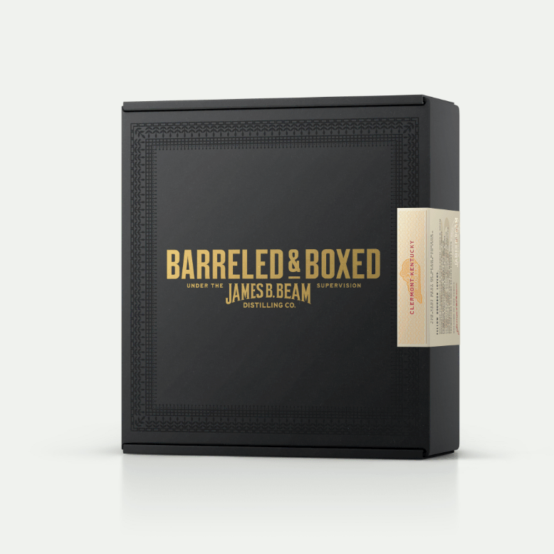 Barreled & Boxed packaging