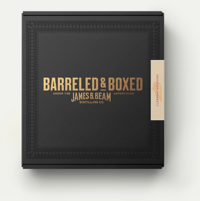 Closed packaging of Barreled & Boxed